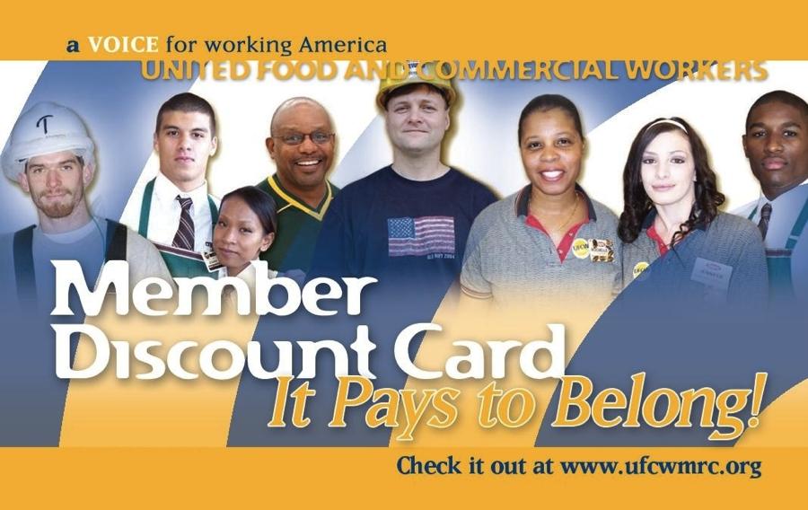 Member Discount Card